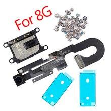 1 stücke Kleine Vorne Kamera für iPhone 8 8G plus Licht Proximity Sensor Flex Kabel Gerichtete Modul Ersatz Teile