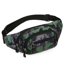 Men Women Casual Fanny Bum Bag Waist Bags Waterproof Multipurpose Money Phone Belt Chest Bag Camouflage Shoulder Crossbody Bags