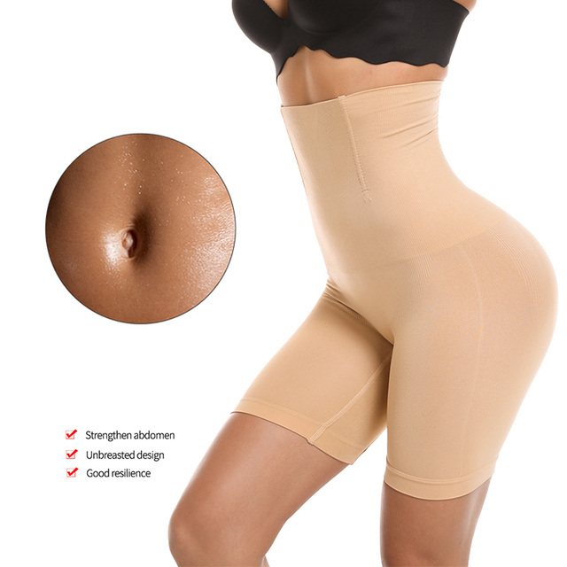 Slimming Cream Seamless Women High Waist Slimming Tummy Control Knickers Pant Shapewear Underwear Body Shaper Slimming Product 4