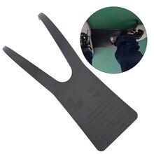 Вспомогательный инструмент для удаления рогов, уличный скребок, очиститель для дома, экономия труда, захват для ног, домкрат для обуви, сверхмощный съемник для обуви, для кемпинга