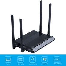 300 Мбит/с 4G LTE беспроводной маршрутизатор Высокая мощность беспроводной AP маршрутизатор 4 * Внешняя антенна маршрутизатор Wifi расширитель OpenWRT маршрутизатор