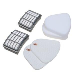 Image 1 - Ersatz HEPA Filter & Filz Filter & Schaum Kit für Shark Navigator Lift Weg Nv350 Nv351 Nv352 Nv355 Nv357 staubsauger Teile