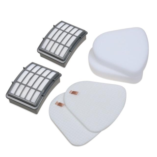 Ersatz HEPA Filter & Filz Filter & Schaum Kit für Shark Navigator Lift Weg Nv350 Nv351 Nv352 Nv355 Nv357 staubsauger Teile