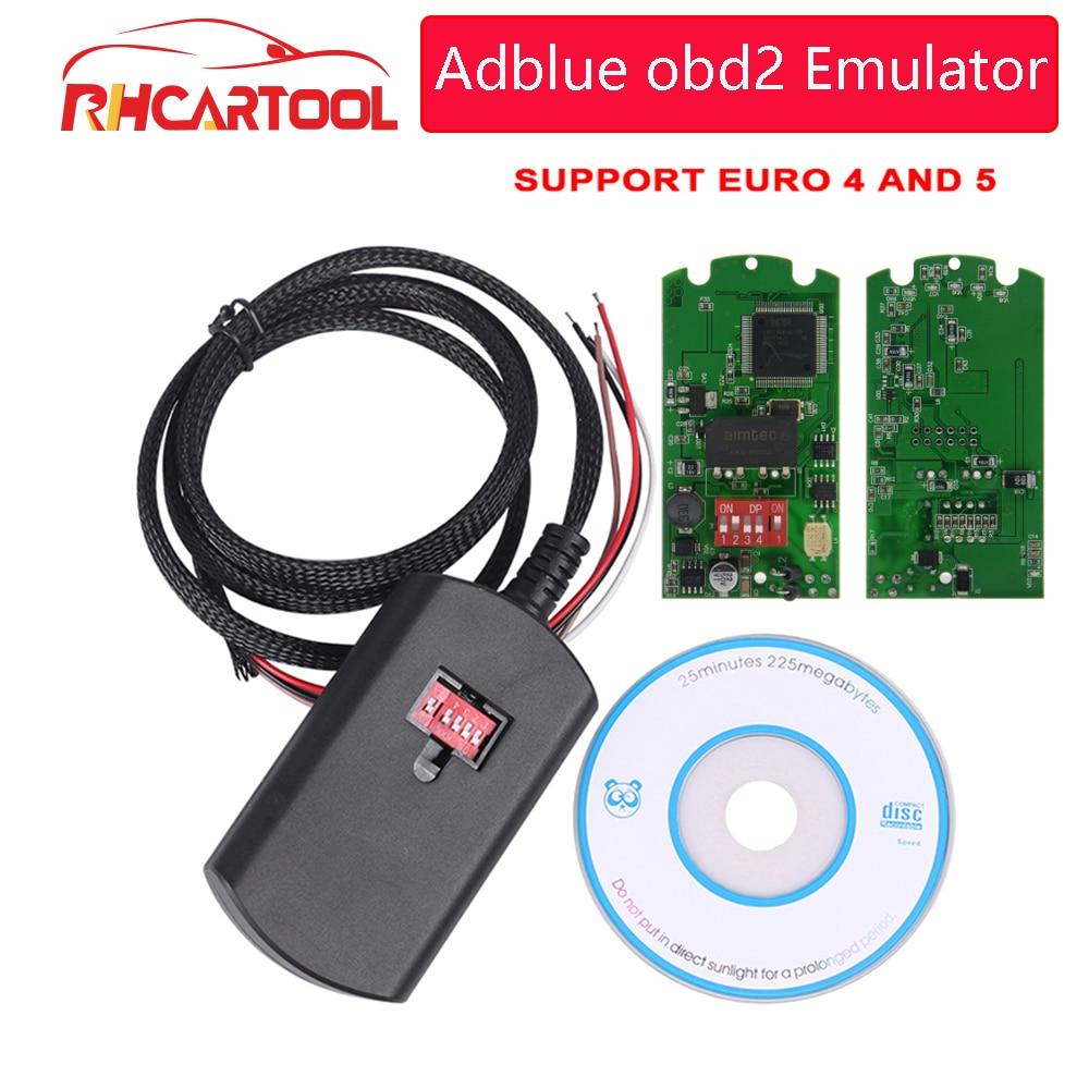 OBD2 Neue Auto Styling Adblue 9in1 Super Adblue Emulator 9 in 1 Hinzufügen für Commins Lkw besser als adblue 8in1 mit kostenloser versand