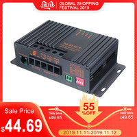 MPPT5025A DUO MPPT 25A 12V Solar Charge Controller With LCD Solar Regulator For Solar Panel Charger 147x74x40mm