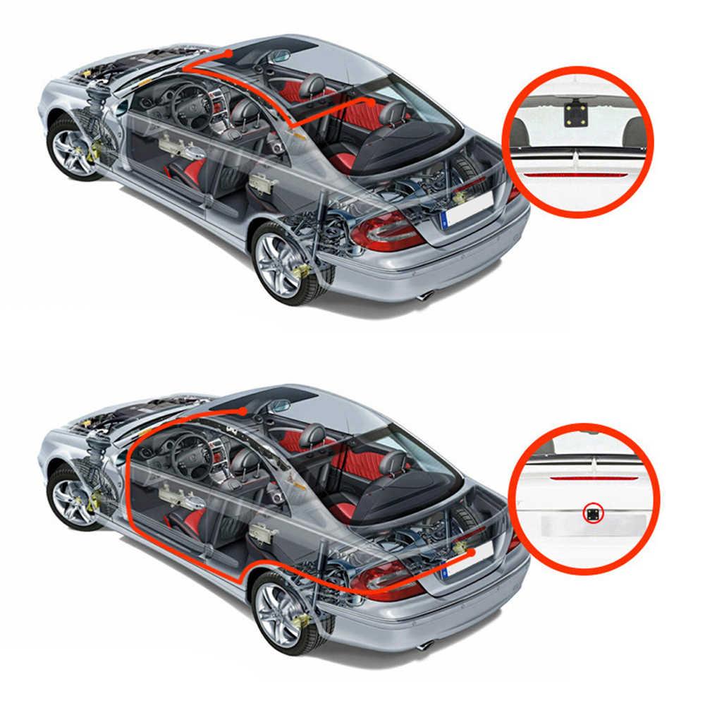 4,0 pulgadas 1080P espejo retrovisor del coche Dash DVR grabadora de vídeo Cámara Monitor visión nocturna 120 gran angular conducción Recoder