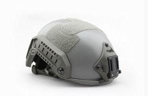Image 4 - Ballistic IIIA 3A Bulletproof Helmet Aramid Fiber Maritime OPS M/L L/XL