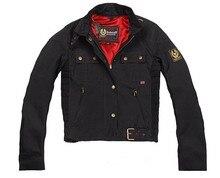 เสื้อแจ็คเก็ตแฟชั่นเสื้อแจ็คเก็ตสำหรับชายVesteชายเสื้อKurtka Turystyczna Giubbotti Cerati Moto Coat