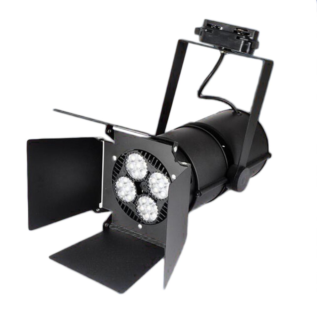 1 PCS 35W LED Track Rail Light Spotlight Shop Tracking Showcase Display Spotlight
