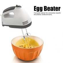 Ручной Миксер для яиц Электрический венчик взбивания миксер