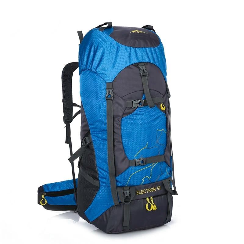 Outdoor Hiking Backpack 60L Climbing Bags for Camping Travel Men Women  Sport Rucksack Trekking Touring Knapsack Waterproof Climbing Bags  -  AliExpress