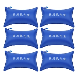 6 шт. 42л портативные бытовые кислородные сумки ПВХ для беременных кислородные сумки плато кислородные сумки