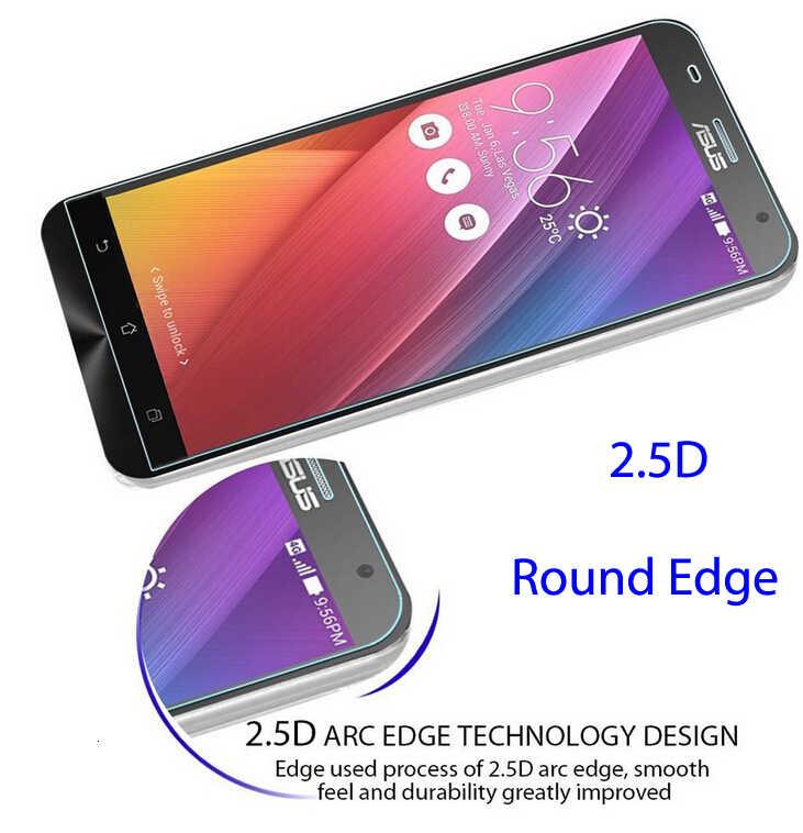 زجاج شاشة لجهاز آسوس زينفون 2 ليزر ZE500KL ZE551KL ZE551ML GO ZB500KL ZB500KG Selfie Max Live 5 Peg asus 3 z00sd z00vd z00ed