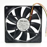 FOR NMB 4710KL 05W B59 120 * 120 * 25 mm 12 cm 24V 0.38A Inverter 3 wire Fan