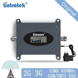Image 1 - CDMA مكرر 850 MHz إشارة 2G 3G 4G 850mhz UMTS GSM CDMA موبايل مكرر إشارة الهاتف الداعم هاتف محمول مكبر صوت أحادي 20