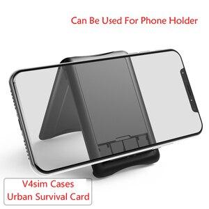 Image 4 - Urban Survival Card Multi Functionข้อมูลสายการแปลงไร้สายCharger Universal Universalกระเป๋าเก็บกระเป๋าแบบพกพา