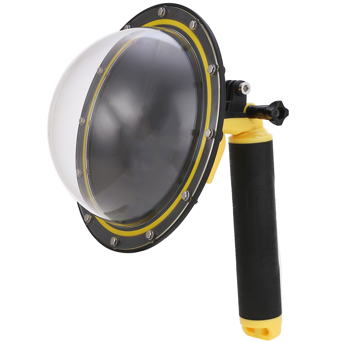 Dome Port Diving Lens Mask Waterproof Housing Case Cover ...