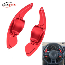 Car Steering Wheel Paddle Shift DSG Extender Stretcher Accessories For VW Golf 5 6 MK6 GTI Jetta MK5 Passat B6 B7 CC Polo Tiguan