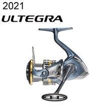 Новинка 2021 оригинальный SHIMANO ULTEGRA 1000 2500 2500HG C3000XG 4000 4000XG C5000XG беззвучный привод спиннинговые Рыболовные катушки рыболовное колесо
