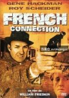 法国贩毒网 国语配音海报