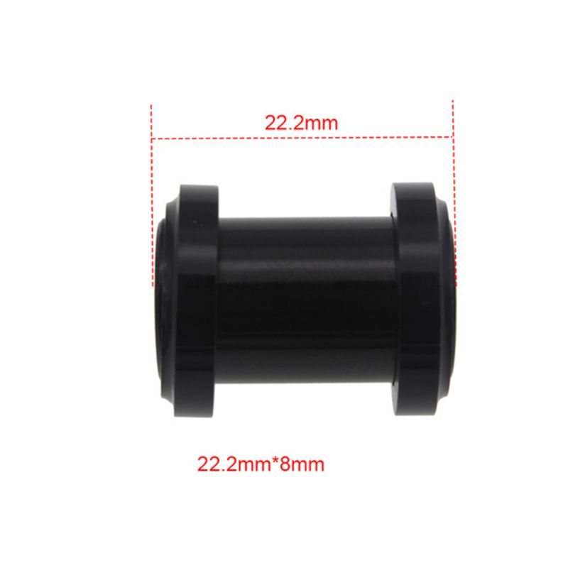 Mountain Bike Soft Tail Frame Rear Shock Absorber Turning Point Modification Accessories Shaft Bushing G8TD