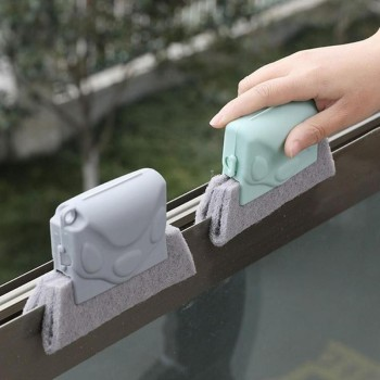 Creative Cloth for Window Groove Cleaning 2