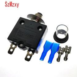 Автоматические выключатели KUOYUH 125/250VAC, 1 комплект, горячая новинка, серия 98, 3A, 5A, 6A, 7A, 10A, 15A, 20A, 25A, 30A, 32A, 35A, 40A, 50A, ручной сброс