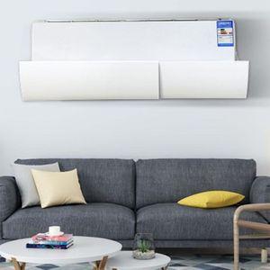 Image 3 - Réglable Pliable Climatiseur Déflecteur Confinement Déflecteur Dair Dair De Sortie Aile Refroidi Par Air Anti Explosion Déflecteur