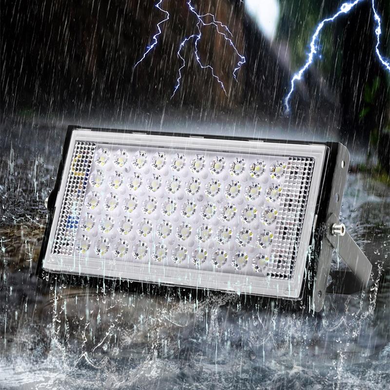 Outdoor Lighting Waterproof Led Flood Light 50W 220V Floodlight Projector Led Exterieur IP65 Foco Led Exterior Spotlight