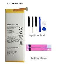 цена на DCTENONE Replacement Battery HB4242B4EBW For Huawei Honor 4X Honor 6 H60-L01 H60-L02 H60-L04 H60-L11 Battery 3100mAh