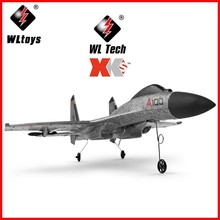 WLtoys A100 RC Airplanes SU-27 3CH 2.4G EPP Composite Material Glider Radio Remote Control Toys Model gift