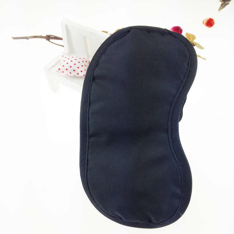 Tidur Masker Mata Tidur Masker Travel Polyester Penutup Mata Penutup Mata Bayangan Mata Patch Lembut Portabel Penutup Mata Wanita Pria