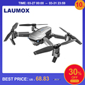 Gps-дрон LAUMOX SG907  с 4K регулировкой  HD камера  широкий угол  5G  Wi-Fi  FPV  RC  складной Квадрокоптер  профессиональный Дрон VS E58