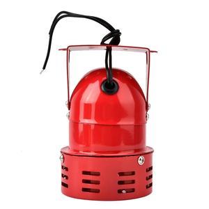 Image 2 - sirena alarma 40W 120 DB Electric Motor Driven Alarm Factory Vehicle Mini Fire Prevention Horn siren