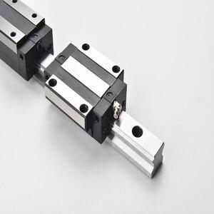 Venta al por mayor barato CNC de madera máquinas lineal guía de movimiento carril HGW35CA HGH35HA 1000, 1500, 2000, 2500, 3000, 3500, 4000mm