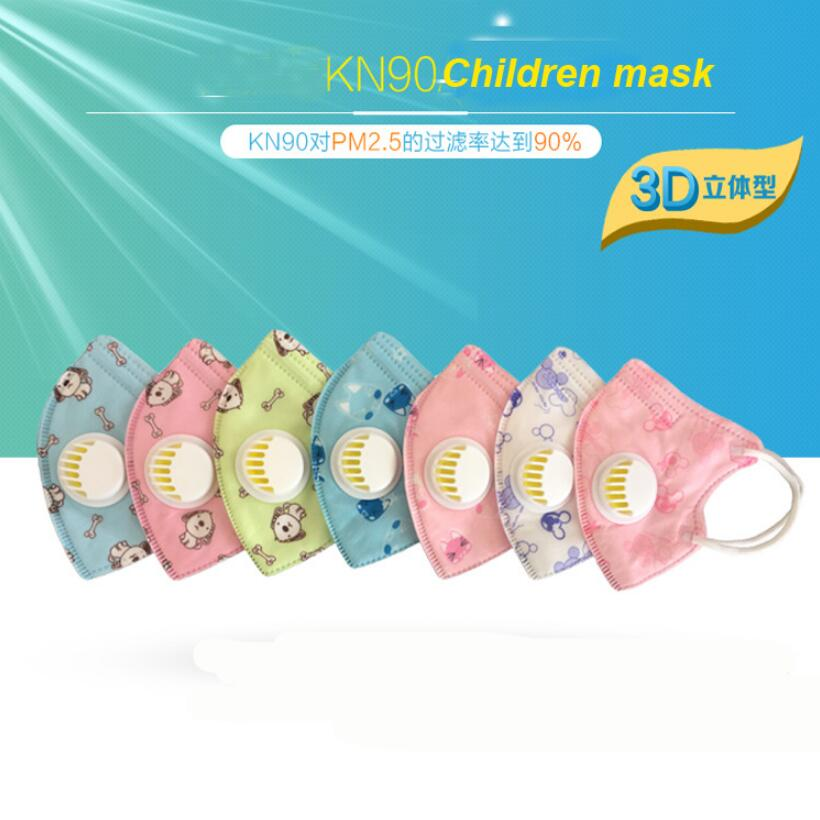 Moledodo 30PCS Disposable Mouth Mask Children Cartoon Sunscreen Face Mask Thin Breathable Print Kids Mouth Mask