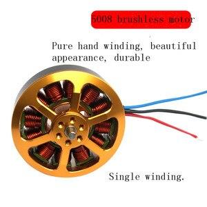 Image 2 - 1 Stuks Borstelloze Outrunner Motor 5010 340KV 280KV Voor Landbouw Drone Rc Vliegtuig Voor Verkoop