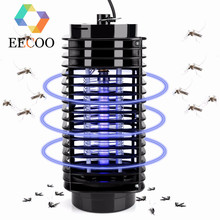 Elektrische Mosquito Insect Killer Lamp Geleid Photocatalyst Fly Trap Bug Insect Killer Trap Lamp Anti Muggen Eu Us Plug