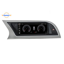 Android Audio Stereo Receiver Radio Mobil untuk Audi A4 2013-2016 Mobil DVD Player Touch Screen GPS Navigasi Multimedia pemain(China)