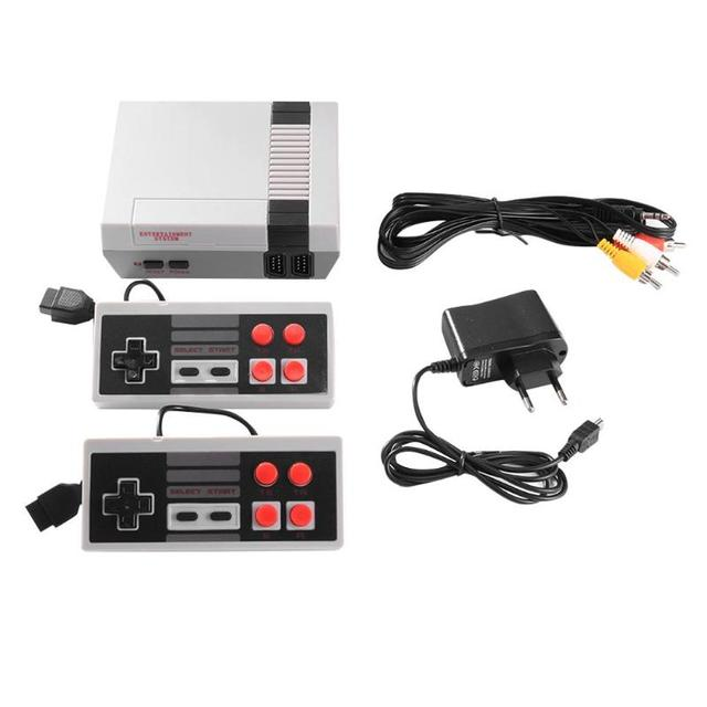 Built in 620 Game Mini Video Game Machine 8-bit Retro Video Game Machine 3