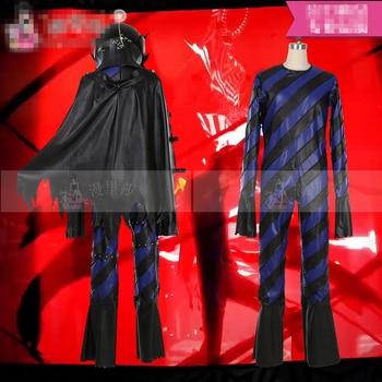 Gra Persona 5 Goro Akechi kostium cosplayowy anime P5 kostium kombinezon Halloween uniform H