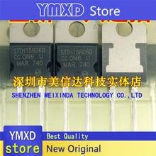 10ชิ้น/ล็อตใหม่STTH15R06D 15A600V Fast Recovery Diodeสต็อก