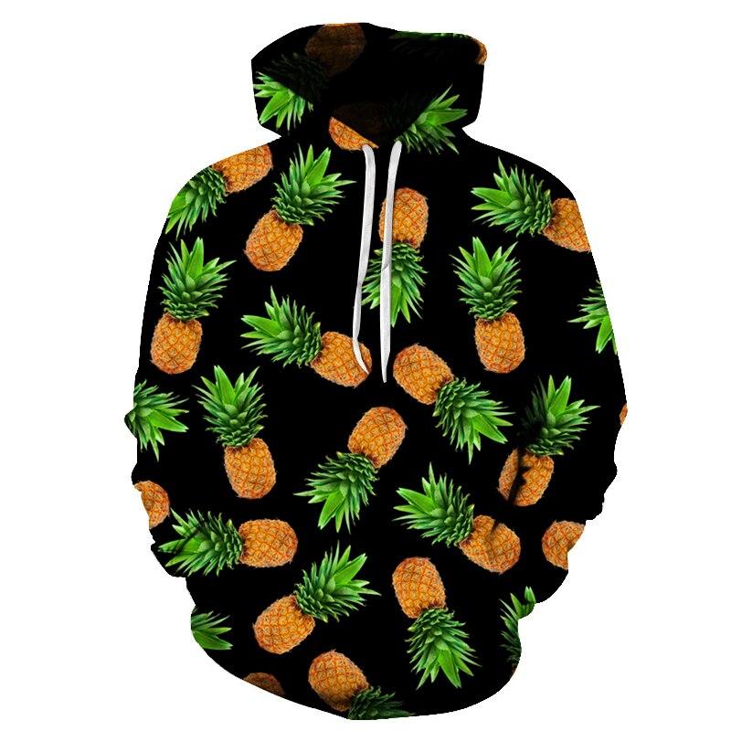 3d Sweatshirt Hoodi Queen-Of-The-Fox-Hoodie Outerwear Coat Graphic Printed Fashion BZPOVB