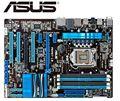 ASUS P8P67 LE оригинальная настольная материнская плата для intel DDR3 LGA 1155 32GB платы SATA3.0 USB3.0 P67 подержанная Материнская плата ПК на продажу