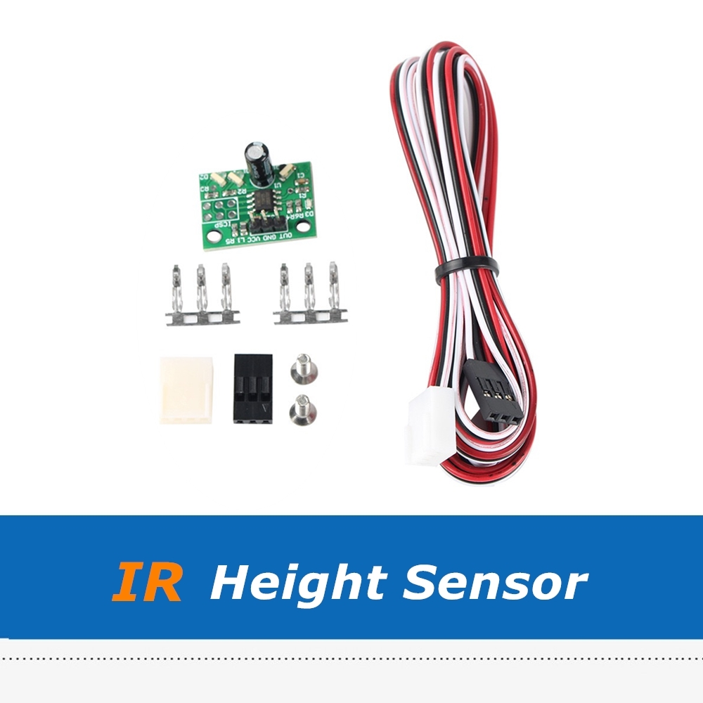 Mini Differential V1.2 IR Height Sensor Module For BLV 3D Printer Parts Auto Leveling Duet WiFi DUET Exthernet Electronics image