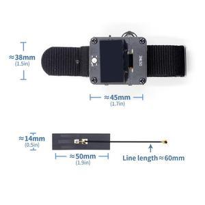 Image 3 - DSTIKE Deautherสายรัดข้อมือWiFiโจมตี/ควบคุม/เครื่องมือทดสอบESP 07 1.3OLED 600mAhแบตเตอรี่RGB LEDไม่มีPB ESP8266 Development BOARD