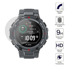 Tempered Glass Protective Film For Xiaomi Huami Amazfit T Rex Pro Smart Watch Screen Protector Cover For Trex T rex Pro