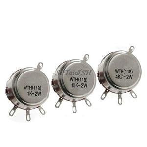 1 набор деталей для DIY WTH118, 2 Вт, 1 А, потенциометр, 1 К, 2,2 К, 4,7 к, 10 к, 22 к, 47 к, 100 к, 470 к, 1 м|Потенциометры|   | АлиЭкспресс