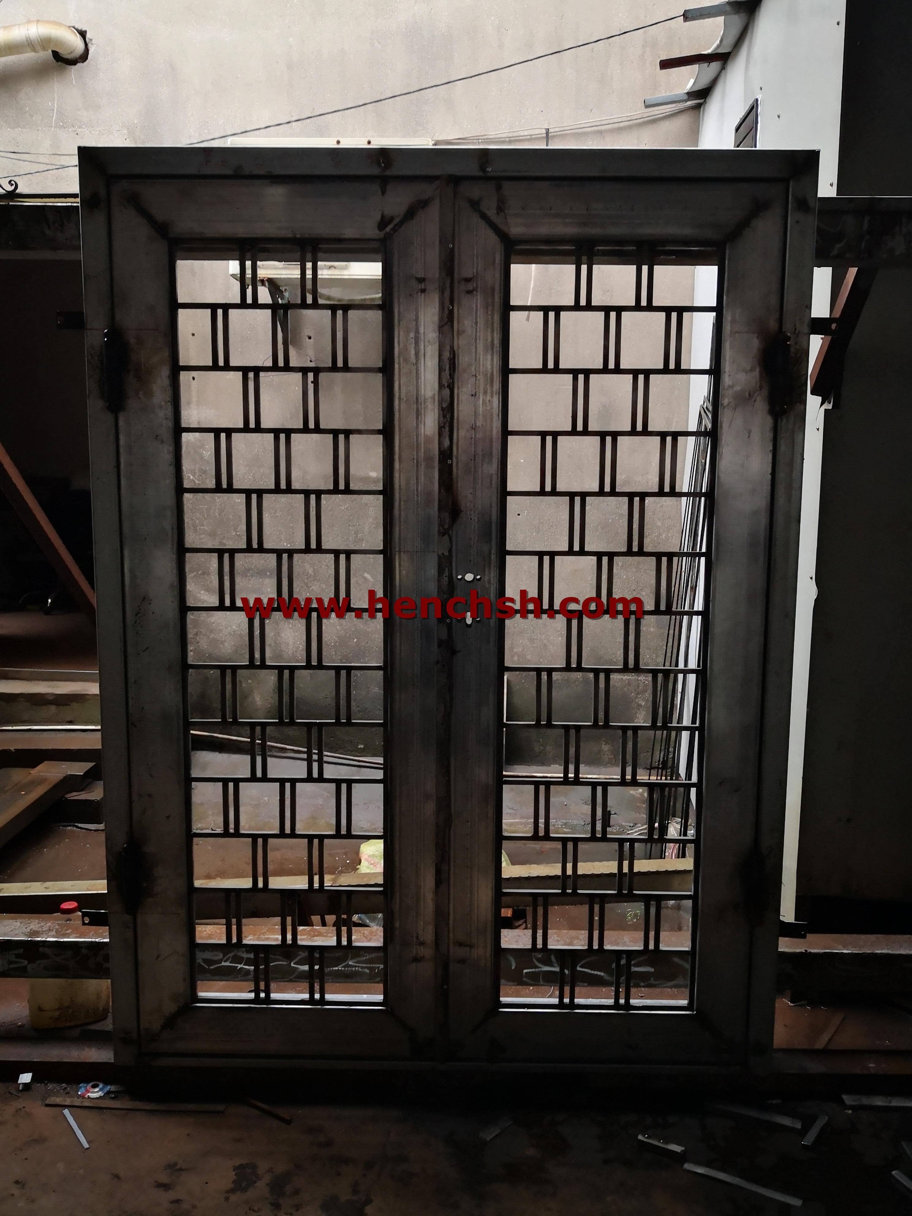 Hench 100% Steel Made Iron Doors