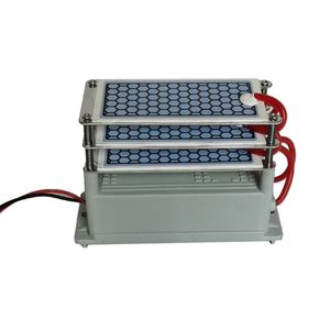 Image 3 - 15g/h AC 220V Portable Ozone Generator Integrated Ceramic Ozonizer